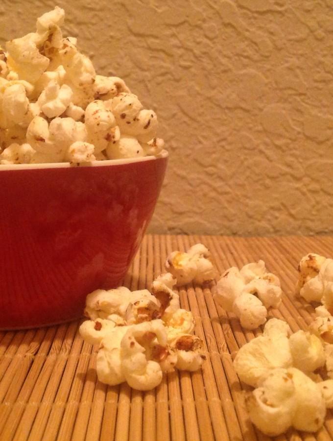 Tomato-Flavored Gourmet Kettle Corn Popcorn
