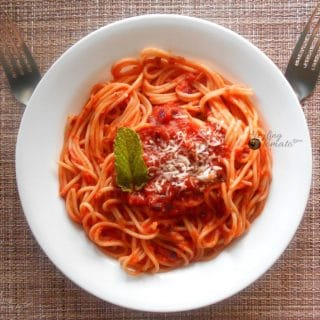 How to make easy Marinara Sauce