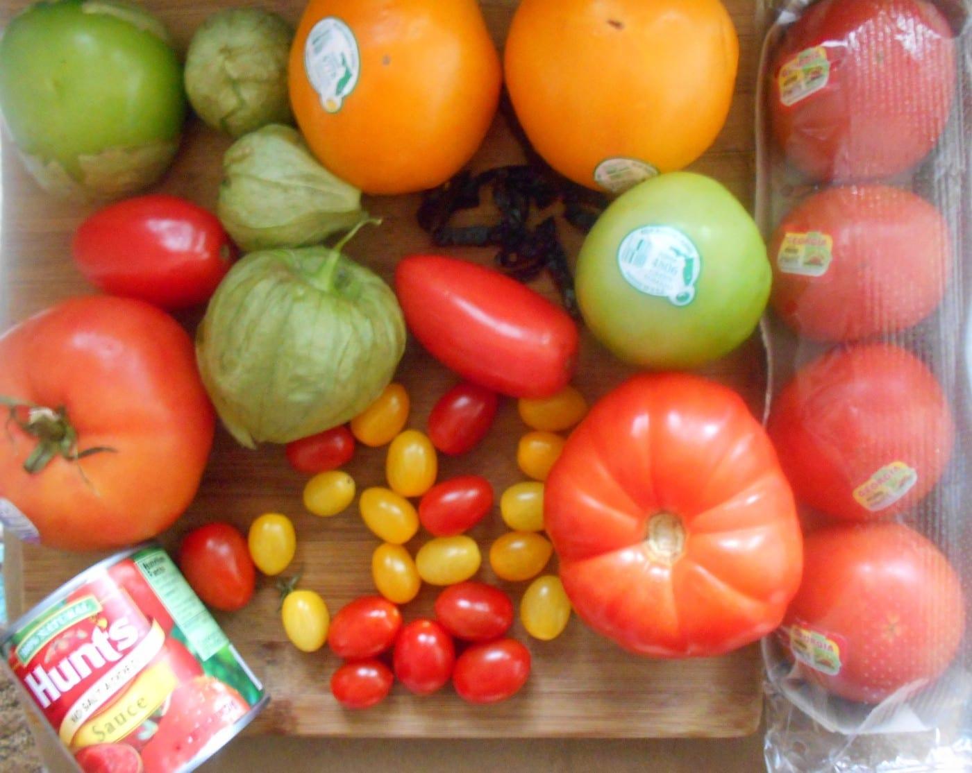 Weekly Tomato Run