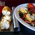 easy gourmet Goat Cheese Salad