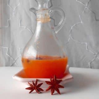 easy Orange Dressing recipe