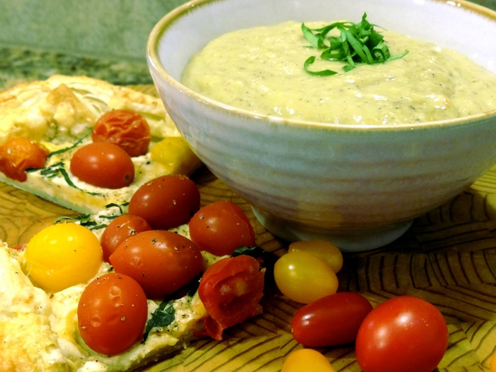 Old Zucchini Soup
