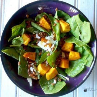 tasty Lentil Salad recipe