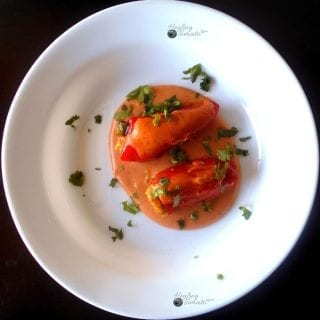 sweet stuffed peppers recipe