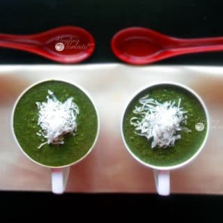 Easy Spinach Soup recipe