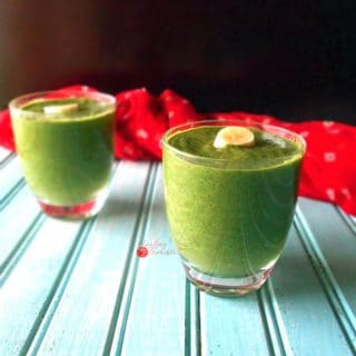 easy Spinach Smoothie recipe