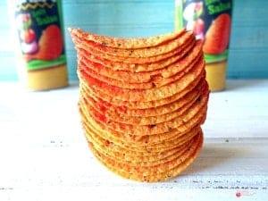 Pringles Tortillas Zesty Salsa #Ad #PringlesAirDip #SITSGirls http://bit.ly/1vFuElA