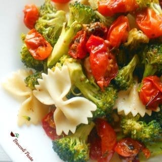quick broccoli pasta