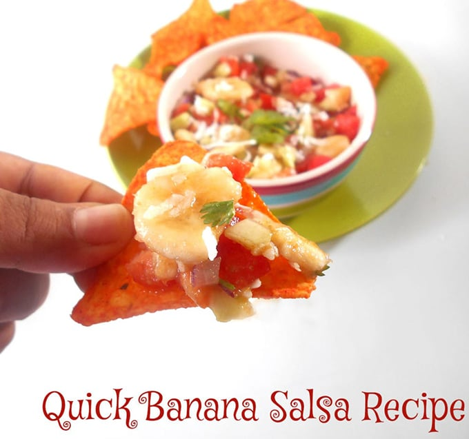 Quick Tomato Salsa Recipe — Dishmaps