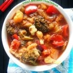 easy sweet and sour vegetables recipe