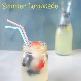 easy and fresh lemonade recipe