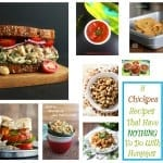 8 Chickpea Recipes That Have Nothing To Do With Hummus - It seems that chickpeas are only called upon when Hummus recipe calls for it. Chickpeas are so versatile and they blend well with any ingredient for any type of cuisine.
