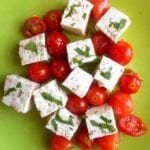 If you are on a vegan diet, there is no reason to miss out on Feta. This is an easy way to make vegan feta cheese. Now, vegan food can be made even more delicious with this quick and simple feta recipe. Perfect for meatless recipes & vegetarian recipes.
