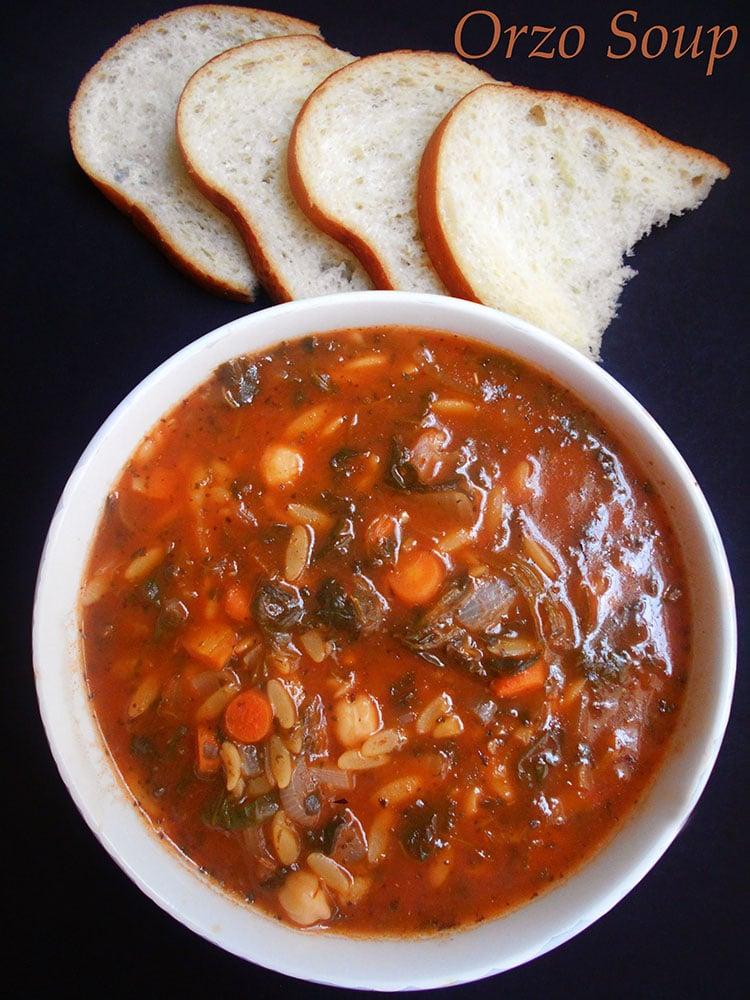 orzo-soup
