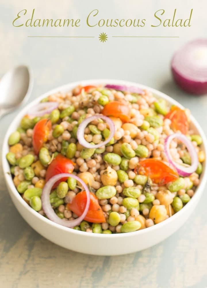 edamame-couscous-salad