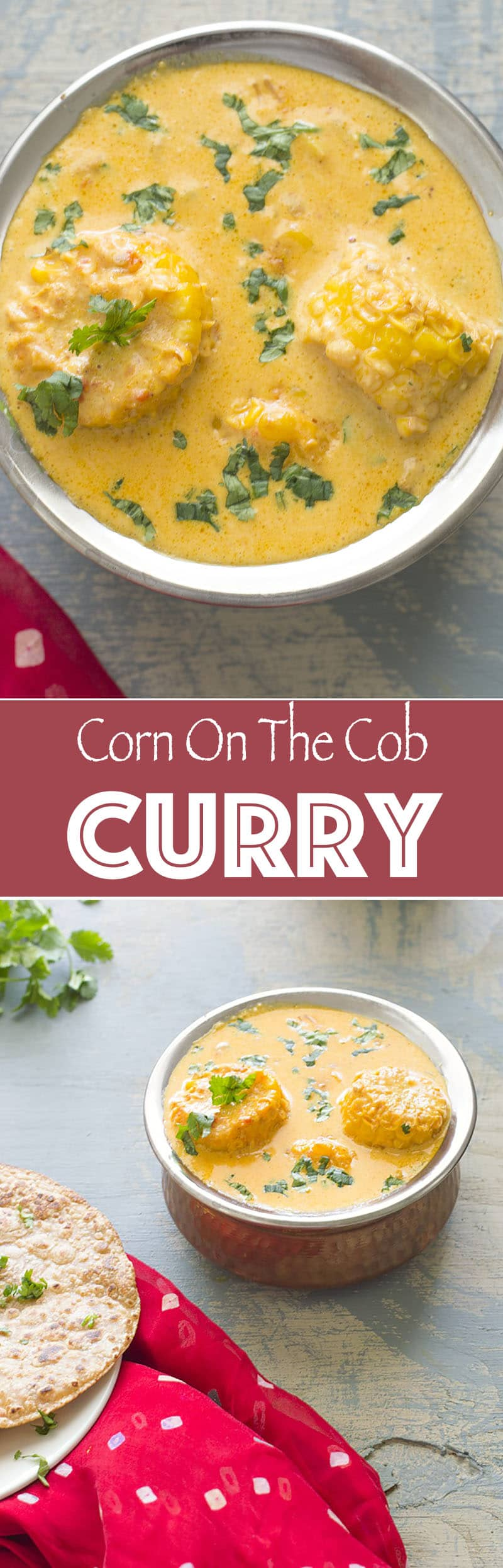 Corn On The Cob Curry Is The Perfect Dinner Recipe For The Whole Family  There