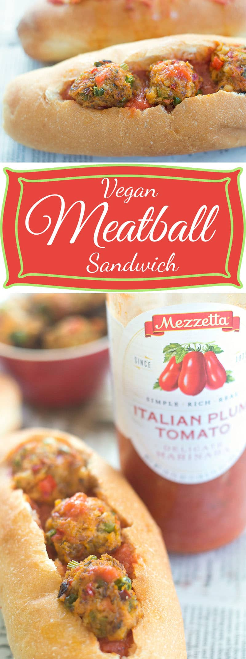 Vegan Meatball Sub Recipe - Made with Fresh Veggies and baked in the oven | Vegan Meatball Sandwich, Vegan meatball recipes, Comfort Food recipes, Farmer's Market Recipes #veganfood #veganrecipes #meatballs #sandwich #comfortfood
