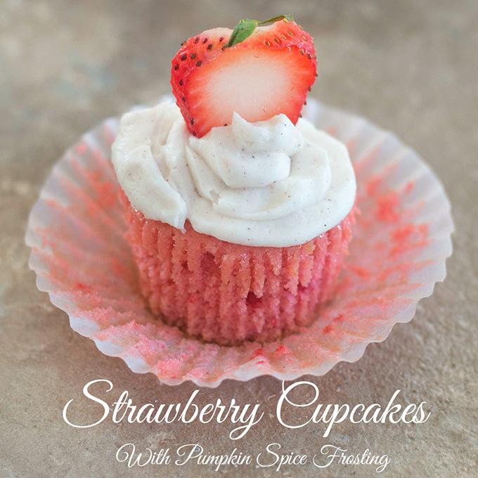 Vegan Pumpkin Cupcakes With Cake Mix