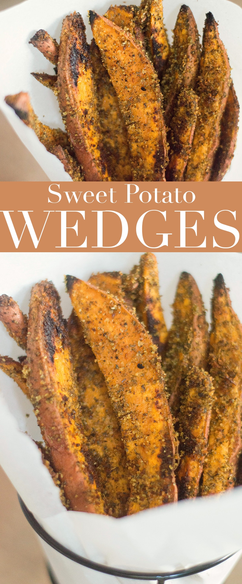 This vegan sweet potato wedge recipe is quick and easy to make. It takes only 5 ingredients and they are perfect thanksgiving side or an afternoon snack.