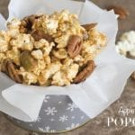 Take your popcorn to a whole new level. Caramel popcorn is easy to make. Add hot caramel, pecans & apple chips and serve it on movie nights or game nights
