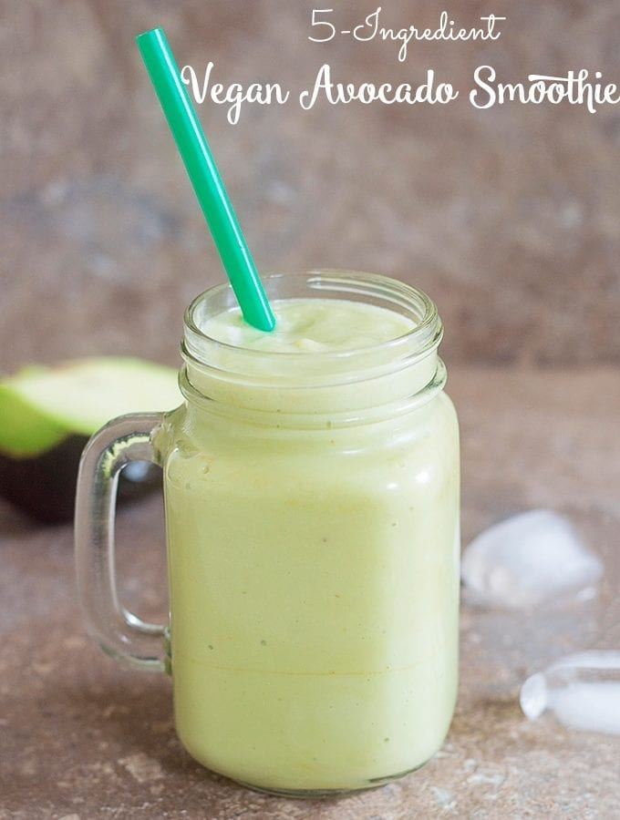 Smoothie Recipe With Only 5 Ingredients