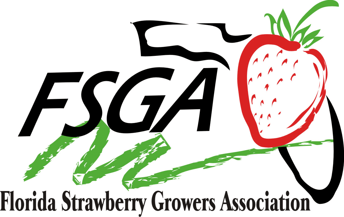 Logo of the Florida Strawberry Growers Association (FSGA)