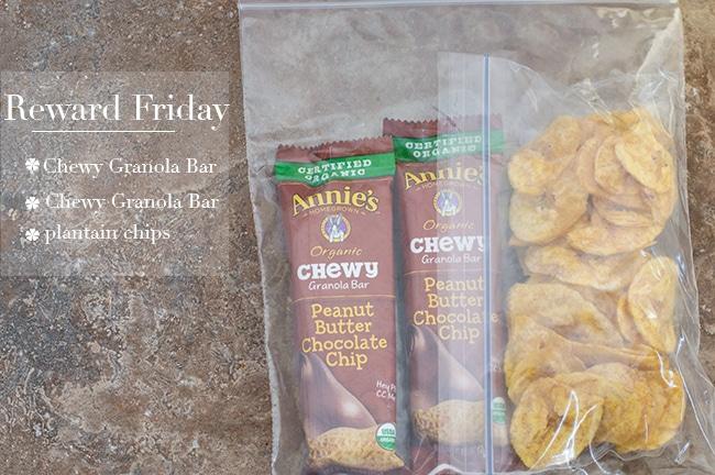 Easy Snack Prep For Friday