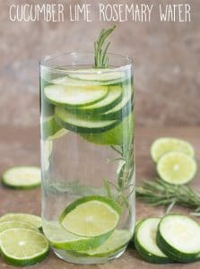 cucumber lime cleansing water just like spas make