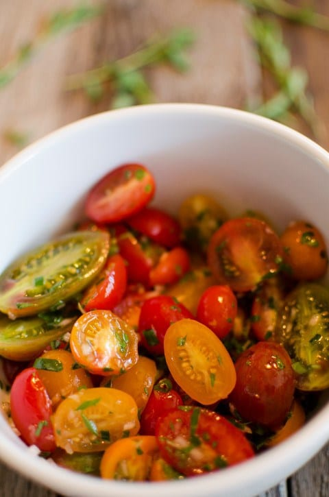 April is Florida Fresh Tomato appreciation month! Get tomato desserts, salads, pasta, pizza and other delicious recipes. We celebrate tomato's unique flavor