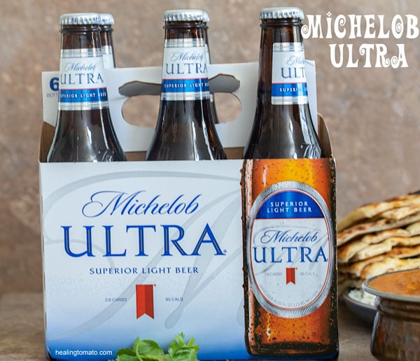 Front View of a 6-pack of Michelob Ultra Bottles - 5 Ways to Spend Father's Day Without a Father