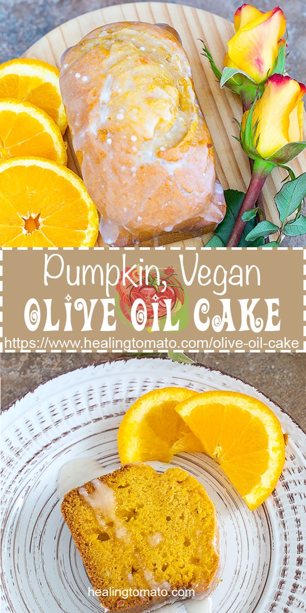 Vegan olive oil cake. This orange olive oil cake is really simple to make. Its a moist olive oil cake and eggless #ad @goyafoods #healingtomato #goyaoliveoil @healingtomato