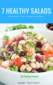 Get My Free 7 Salads Ebook