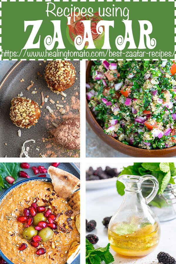 Collage of 4 recipe images