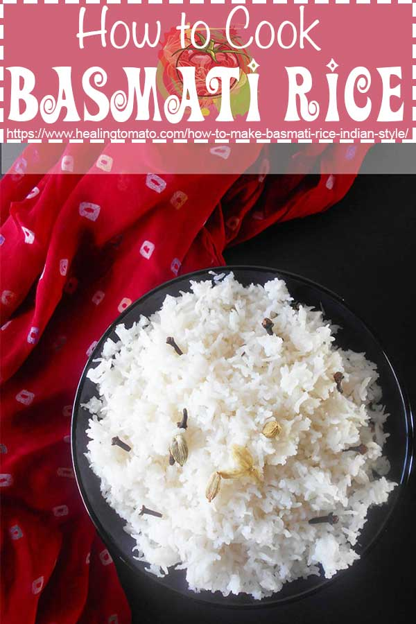 How to cook basmati rice restaurant style and without cooker.  #healingtomato #basmatirice #howtocookbasmatirice #howtocookrice #howto #indianbasmatirice